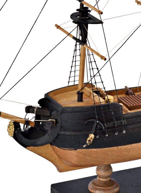 Русский корабль насад модель