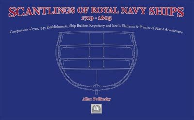 SCANTLINGS OF THE ROYAL NAVY