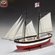HUNTER Q-SHIP масштаб 1:60