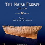 THE NAIAD FRIGATE (38) 1797 Том 1