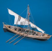 ENGLISH WHALEBOAT МАСШТАБ 1:16