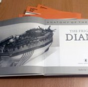 The Frigate Diana