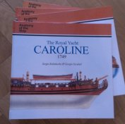 The Royal Yacht Caroline 1749